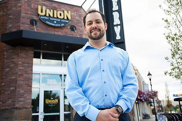 Phillip Davis has become the new general manager at The Union.