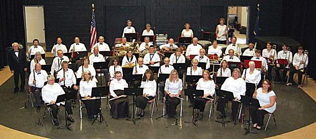 A Salute to Young Musicians: The Capital City Community Band will once again deliver free music and pay tribute to student musicians at 3 p.m. March 4 at the Carson City Community Center.