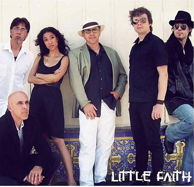 Little Faith, a Los Angeles Gospel collective, will perform at 7 p.m. March 9 at the CVIC Hall in Minden.