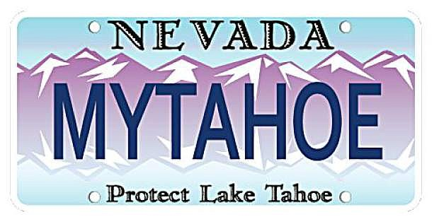 Almost 20,000 Lake Tahoe license plates have been issued. They cost $62 each with an annual renewal fee of $30.