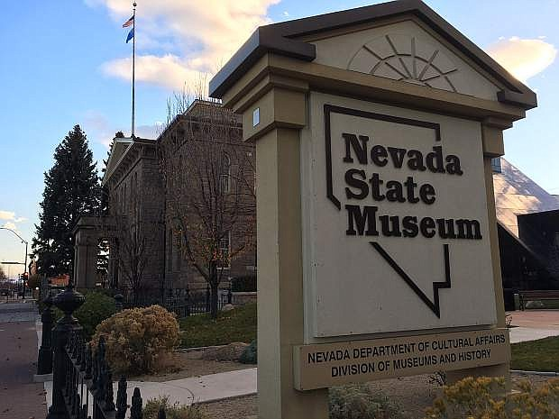 The Nevada State Museum, at 600 N. Carson St., will host a handful of female authors from the region on March 17.