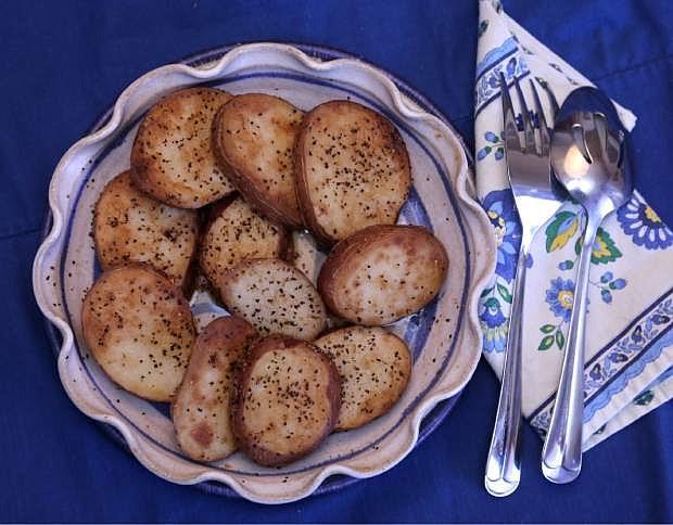 Man Potatoes