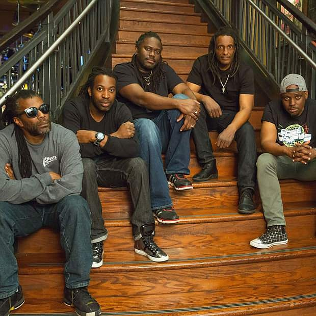 The Original Wailers, featuring Grammy-nominated Al Anderson, lead guitarist for Bob Marley & The Wailers, opens the free concert series on June 23.