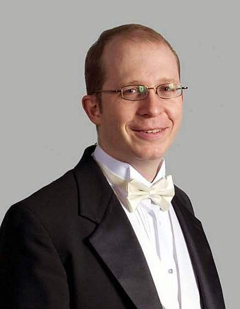 Pianist Alexander Tutunov will perform as guest soloist with the Carson City Symphony on Sunday.