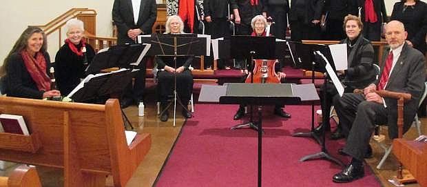 Consort Canzona instrumental ensemble.
