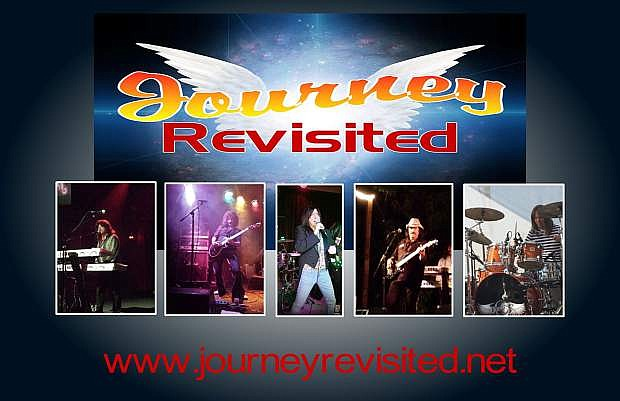 Journey Revisited is kicking off the GE Family Concert Series on May 25 in Minden Park. The performance, like others in the series, is free to attend.