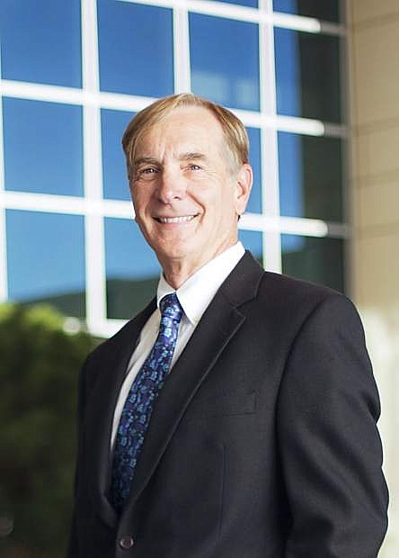 Ed Epperson has guided Carson Tahoe Health for more than two decades.