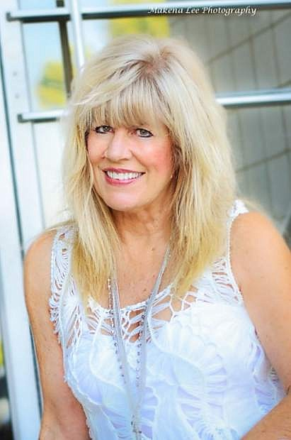 Cherie Shipley will sing with the Carson City Symphony at the Capital Amphitheater on Sunday.