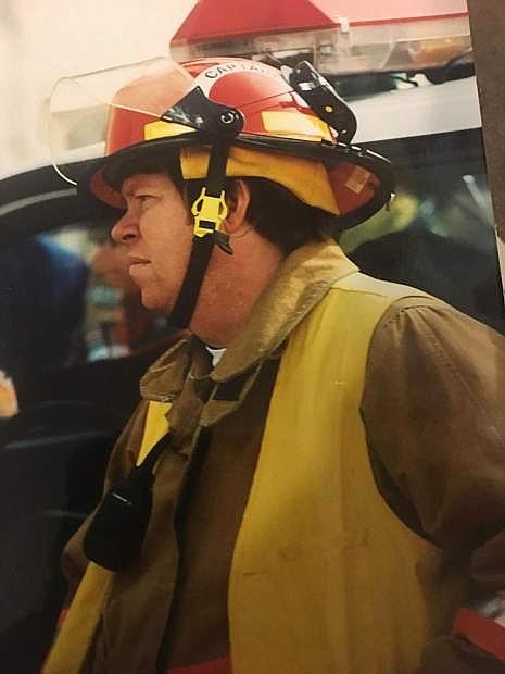 For 35 years, Bert Miller served on the Fallon Churchill Volunteer Fire Department.