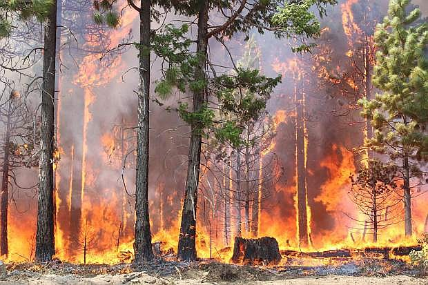 the Bureau of Land Management, the Bureau of Indian Affairs, Public Domain Allotments, and the U.S. Fish & Wildlife Service announce the implementation of fire restrictions on all lands under their jurisdiction effective 12:01 a.m. Saturday and lasting until further notice.