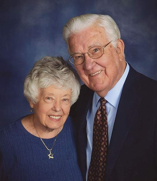 Pat and Chuck Beattie marked 70 years of marriage on Sept. 11.