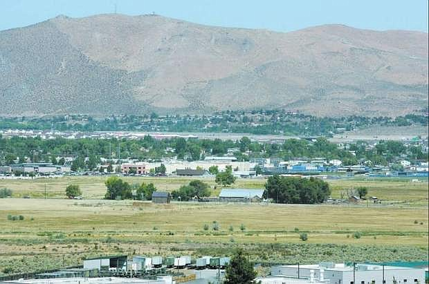 The Planning Commission discussed continued development plans of the Lompa Ranch.