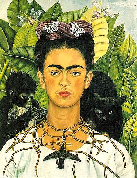 The Brewery Arts Center is hosting a workshop of painter Frida Kahlo.