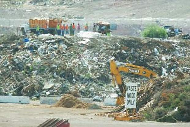 Carson City is looking into a possible overhaul of its landfill procedures as a result of fires.