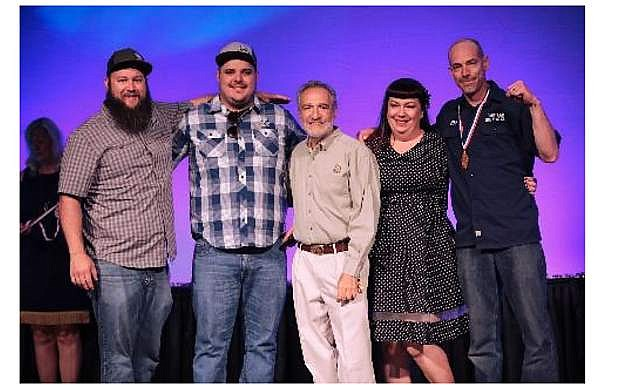 Shoe Tree Brewing Co. won a bronze medal at the Great American Beer Festival.