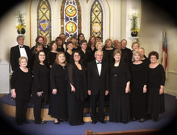 Carson Chamber Singers are set to perform 'Choral Masterworks' in Carson City and Virginia City.