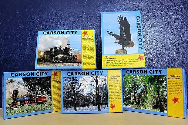 In cooperation with Silver State Industries, the Chamber Artisan store has created a new series of puzzles to delight all ages as they focus on a Carson City attraction.
