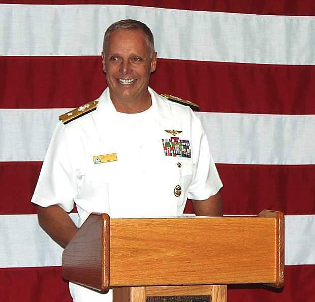 Rear Adm. Daniel Cheever is the 14th commander of the Naval Aviation Warfighting Development Center.