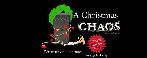 "The Brewery Arts Center is partnering with Proscenium Players, Inc. in its presentation of ""A Christmas Chaos."""