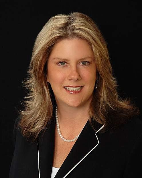 Leslie Cain, a Realtor with RE/MAX Realty Affiliates in Carson City, is Sierra Nevada Realtors' new president for 2019.