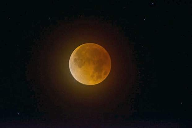 Jack C. Davis Observatory captured the first blue moon total lunar eclipse in 152 years last January.