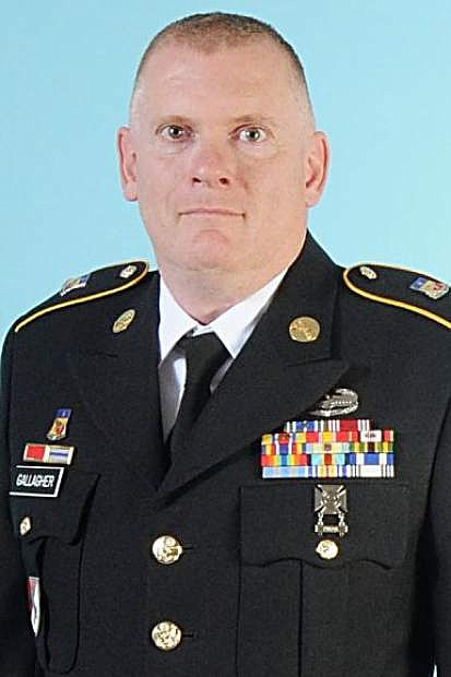 Sgt. 1st Class David Gallagher
