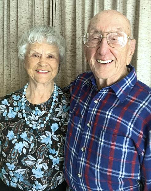 Mildred and Harold McGuire.