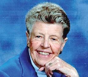 Hazel Margret Woodgate