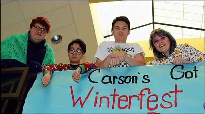 CHS Winterfest week was a blast