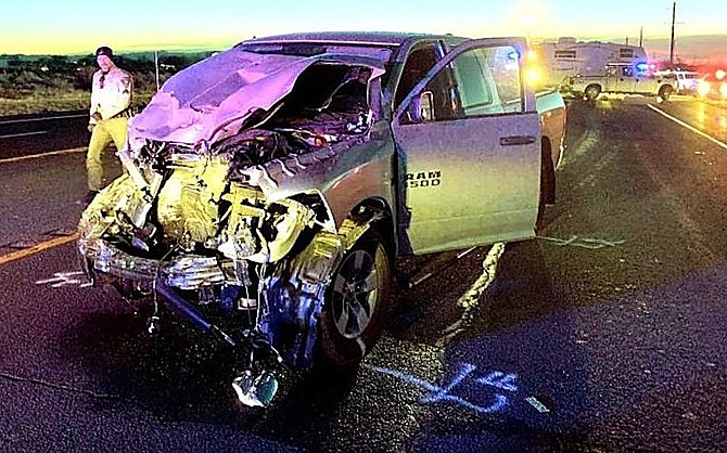 The Nevada Highway Patrol has identified the name of the driver killed in a Jan. 4 crash east of Trento Lane on U.S.Highway 50 in Churchill County.