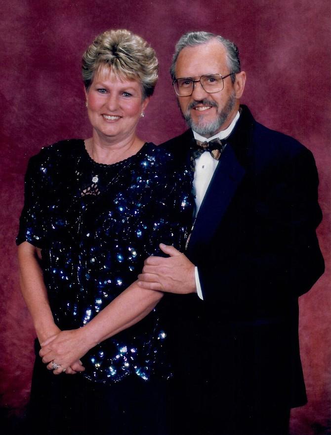 Darlene and Bryan Berry of Carson City.