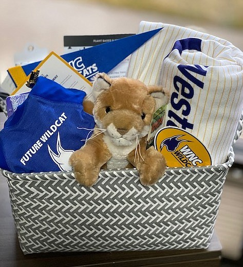 WNC and Carson Tahoe Health partnered to provide the first baby of 2020 with goodie baskets, as well as an academic scholarship.