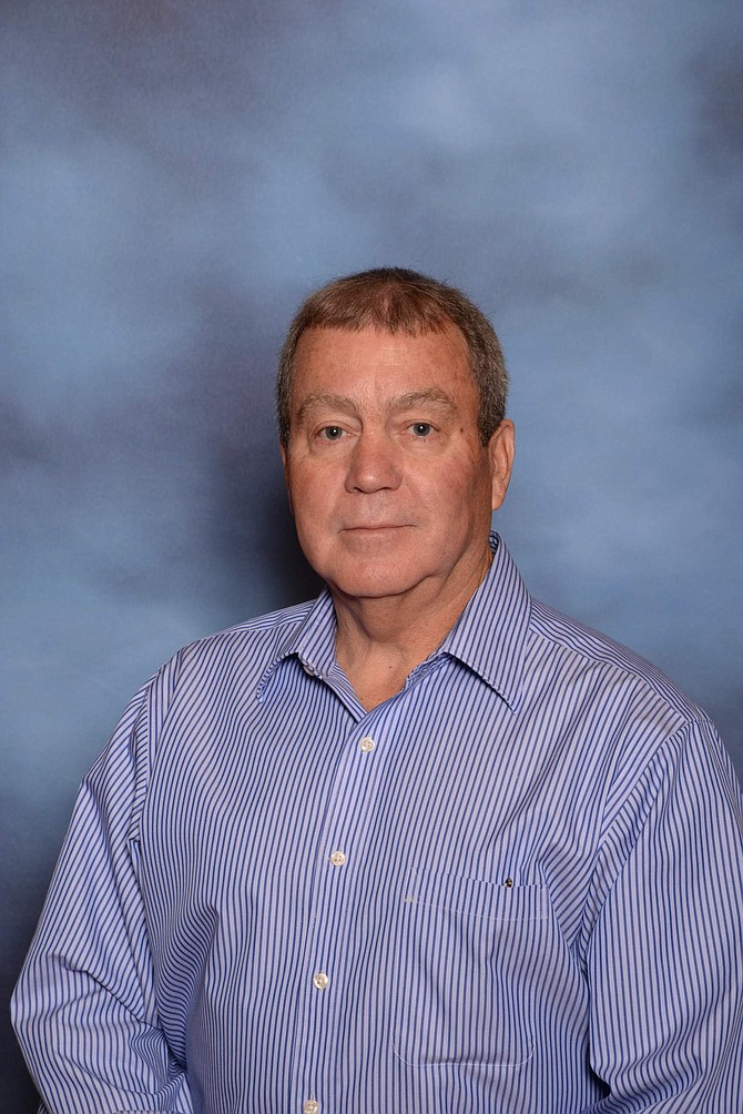 Trustee Richard Varner.