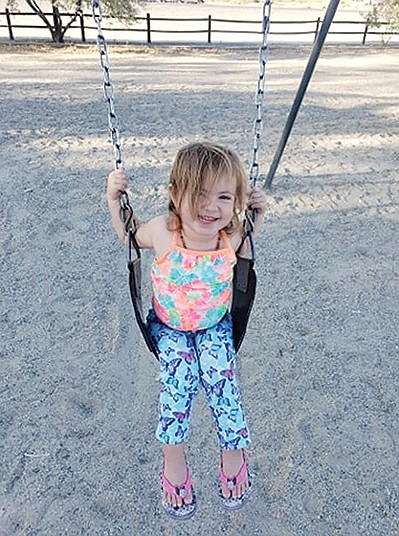 Three-year-old Alyssa Johnson died after being bitten by a rattlesnake in the Sonoma Canyon recreation area.