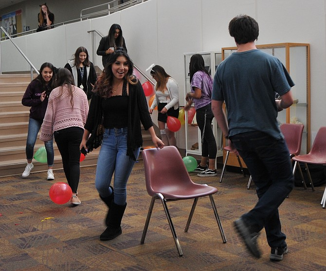 The Latino Cohort, now the Latino Leadership Academy, annually hosts the Day of the Dead celebration, which includes a variety of games.