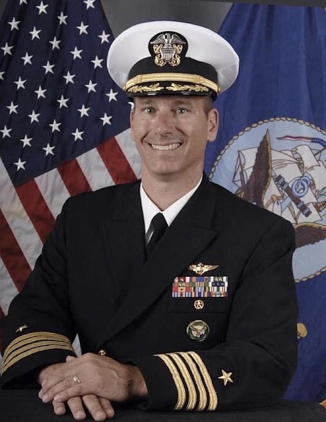 Capt. Rinehart Wilke