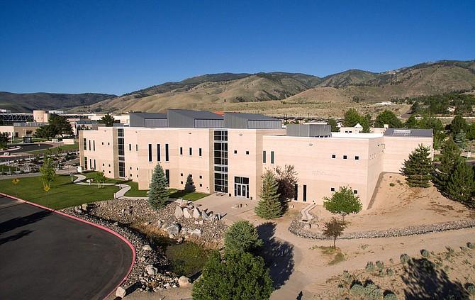 Western Nevada College Carson City campus in June 2015.