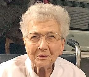 Marie Eleanor Rogers