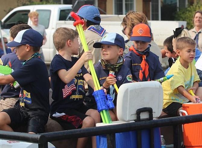 Fallon Cub Scouts