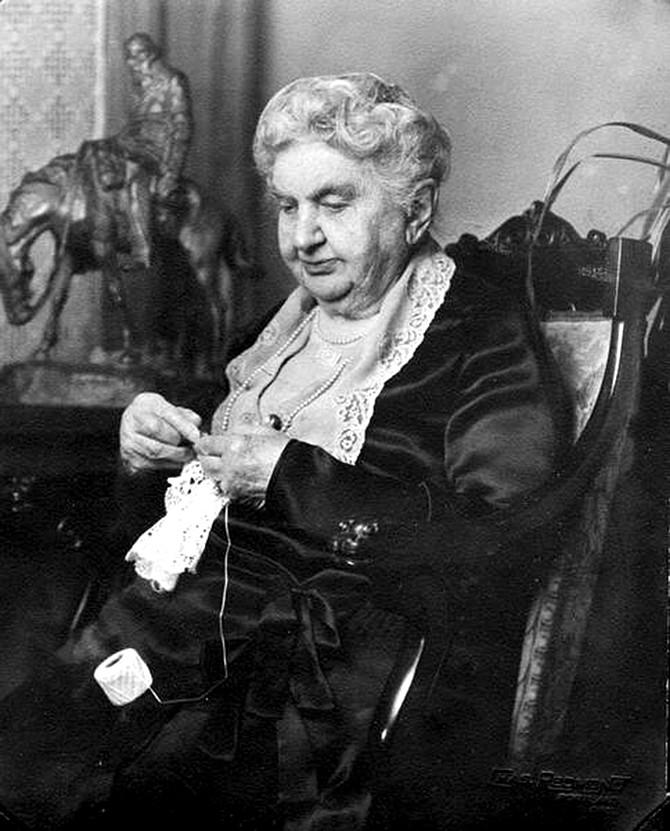 Nellie Mighels Davis