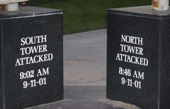 Friday marks the 19th anniversary when two highjacked passenger jets slammed into the World Trade Center in addition to the Pentagon and a field in western Pennsylvania.
