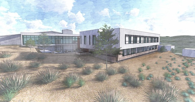 Construction on the Eagle Valley Middle School expansion project, which will include nine classrooms, STEM labs and tenant improvements, is expected to begin in June 2020. Van Woert Bigotti is the architect for the project.