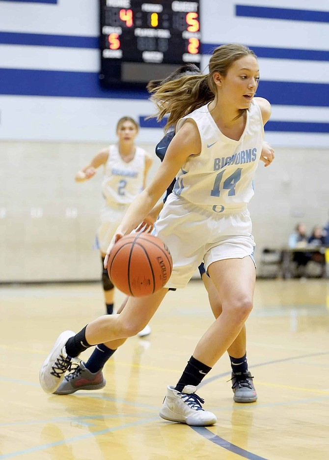 Oasis Academy senior Sadie O'Flaherty and the rest of her senior class are still waiting to hear whether the basketball season will kick off in two months after the latest update from the NIAA.