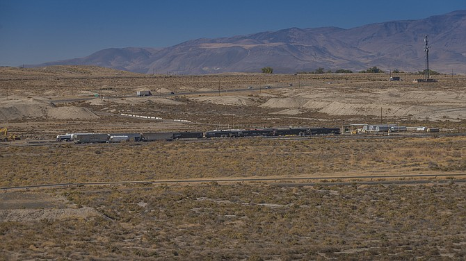 Industrial Realty Group has purchased the Western Nevada Rail Park east of Fernley to construct a major railroad freight operations site.