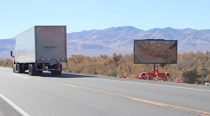 Work on U.S. 95 south begins this week and will extend through late November.