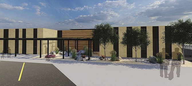 The new CC Communications building will be located at 899 S. Maine St.