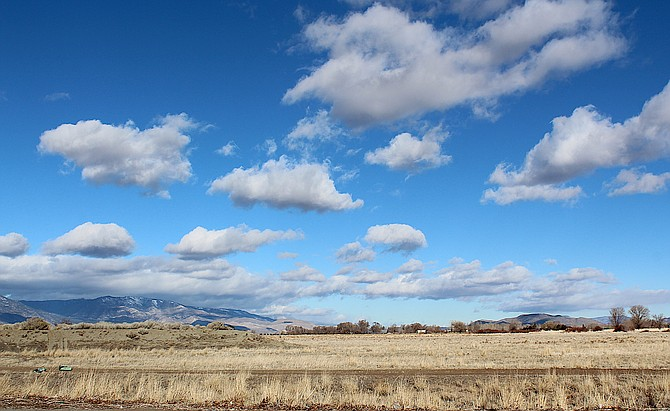 The Virginia Ranch property south of Gardnerville.