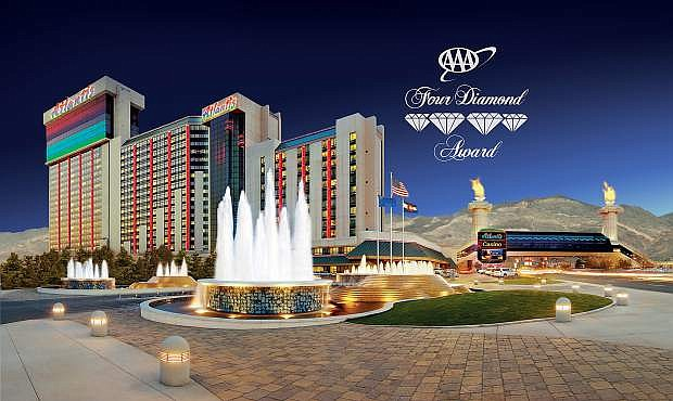 Atlantis Casino Resort Spa.