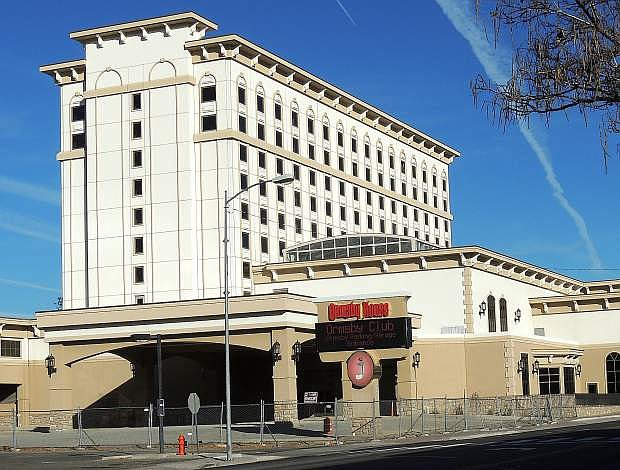 The Ormsby House hotel-casino, owned by Don Lehr and Al Fiegehen, is going up for sale.They purchased the property in 1999 for $3.75 million but closed the hotel and casino in 2000.