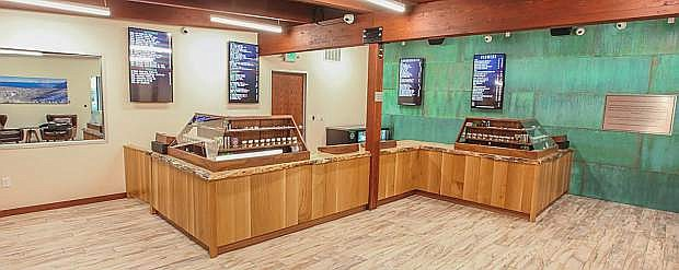 Legal cannabis sold at dispensaries such as NuLeaf NV in Incline Village is leading to better-than-projected tax revenues.